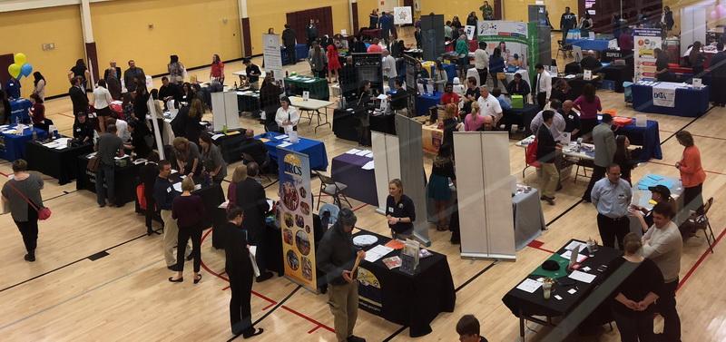 2018 Spring Job Fair #1 - 1