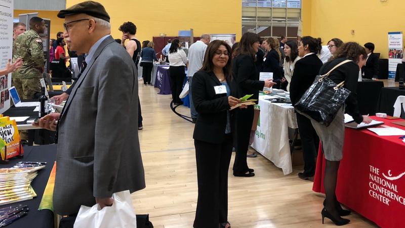 2018 Spring Job Fair #22 - 1