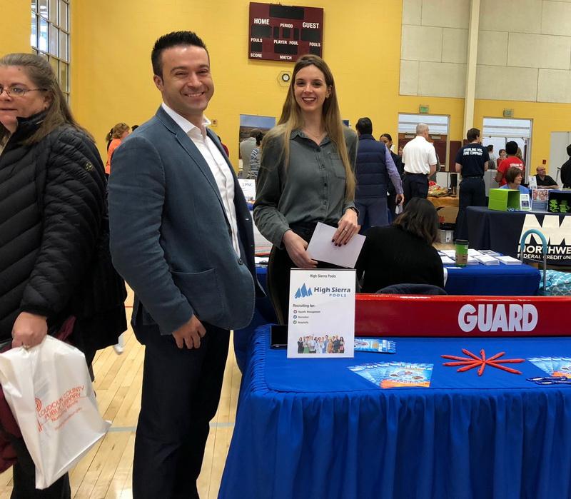 2018 Spring Job Fair #6 - 1