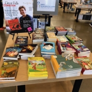 INMED OC - B&N Book Fair Table (3.24.18)