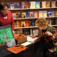 INMED 2018 Book Fair Book Signing