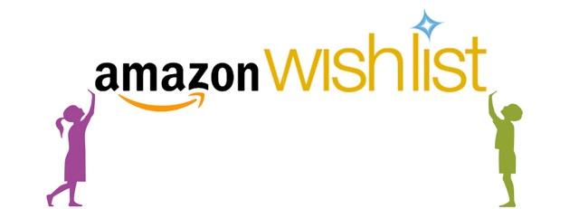 amazon wishlist 1